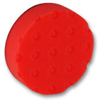 CCS Red Ultrasoft Wax/Sealant Foam 4 inch