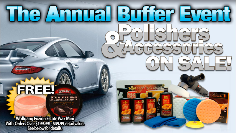 Autogeek Polisher Sale